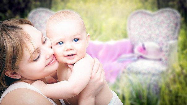 Mothers Day Background, Mothers Day, Child, Background