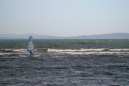 Wind, Surfer, Ocean, Water, Surf, Board, Sea, Sport