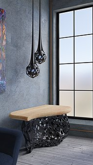 Loft, Design, Replacement Lamp, The Art Of, Modern
