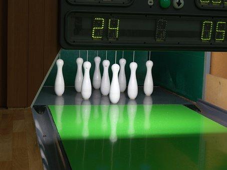 Bowling, Fun, Recreation, Indoor Sport, Sport, Sphere