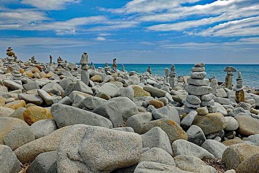 Stacked Stones, Stone Balance, Rock Balance