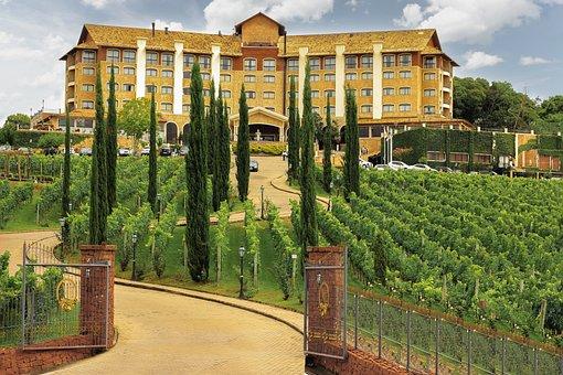 Photo, Hotel, Landscape, Tourism, Design, Business