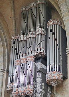 Trier, Dom, Organ, Main Organ, Domorgel