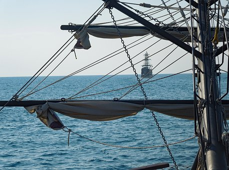 Boat, Sea, Water, Sailing, Ship, Boats, Boating