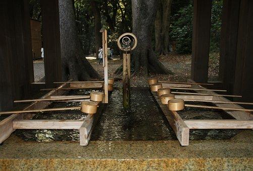 Purification, Water, Purity, Chozuya, Temizuya, Japan