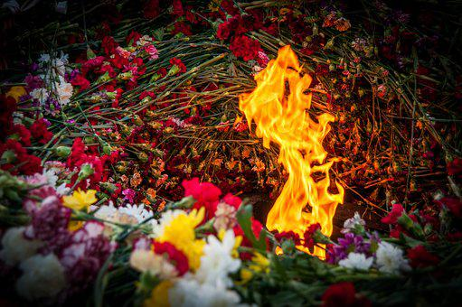 The Eternal Flame, May 9, We Remember, Parade, 9maâ