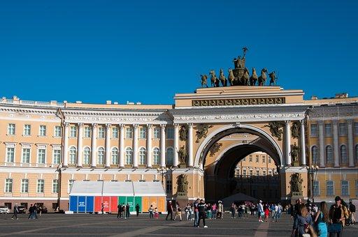 Arch, Architecture, The Headquarters, Stone Arch
