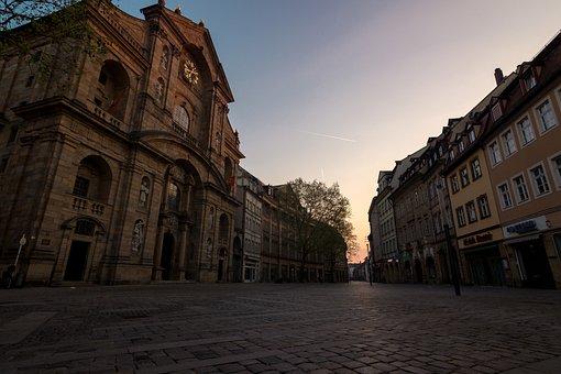 Bamberg, Church, Romanesque, Historically, Romantic