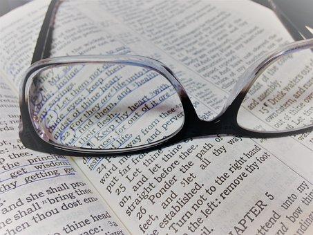 Reading, Bible, Study, Christian, Belief, Meditation
