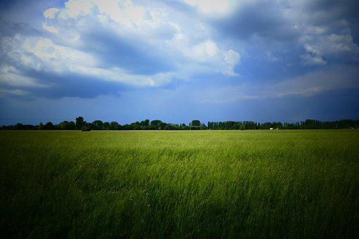 Cloud, Sky, Clouds, The Sky, Nature, Country, Storm