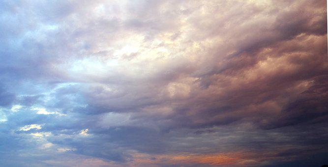 Clouds, Cloud Formation, Fabric, Formation, Sky