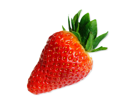 Strawberry, Cut Out, Fruit, Food, Fresh, Healthy, Sweet
