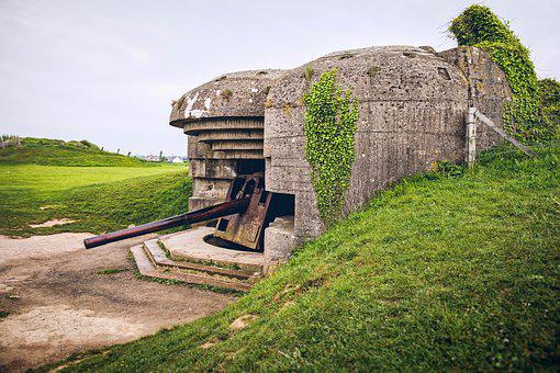 Longues-sur-mer Battery, World War Ii, Normandy, German