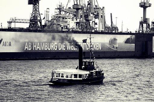 Port Motifs, Harbour Cruise, Hafengeburtstag, Hamburg
