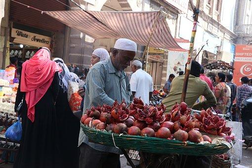 Pomegranate, Pomegranate Shop, Healthy, Food, Organic