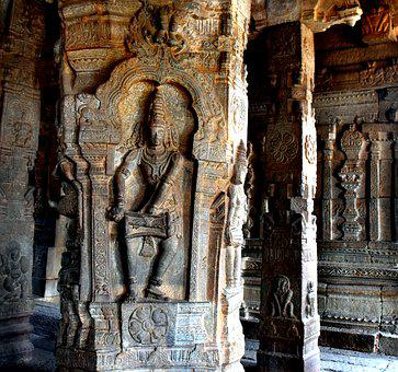 Lepakshi, Sculpture, Andhra, Statue, Spirituality