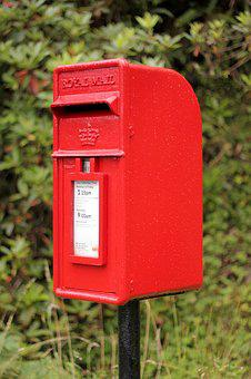 Post Box, Post, Box, Letter, Mail, Mailbox, Letterbox