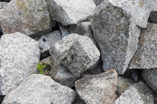 The Stones, Pavers, Heap, Stone, Masonry