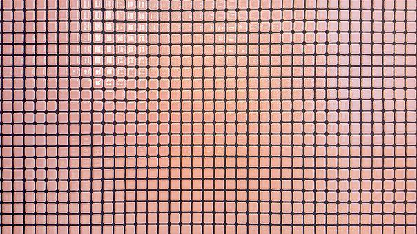 Texture, Pattern, Net, Squares, Cubes, Material