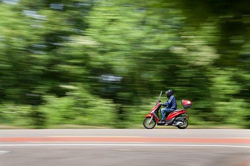 Speed, Road Transport, Speed Limitation, Moped