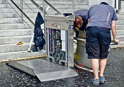 Lift, Repairs, Maintenance, Service, Technician