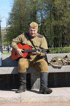 May Holidays, May 9, Military Uniform, Victory Day