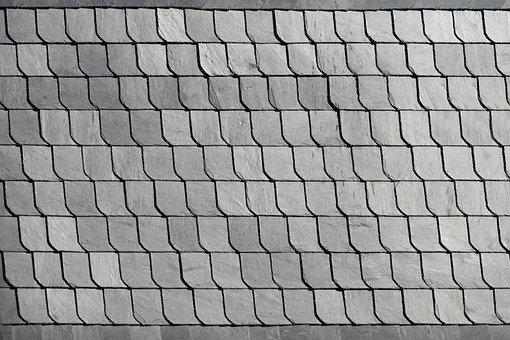 Shingle, Facade, Slate, Wall Tiling, Building