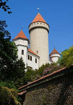 Chateau, Castle, Czechia, Architecture, Czech Heritage
