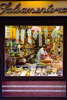 Shop, Food, Italian, Gastronomy, Conditioning