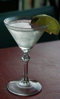 Cocktail, Lime, Drink, Alcohol, Beverage, Fresh, Bar