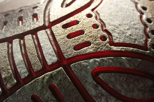 Texture, Glass, Art, Surface, Design, Color