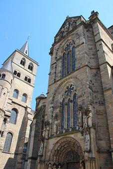 Church Of Our Lady Trier, Gothic, Gothic Church, Trier