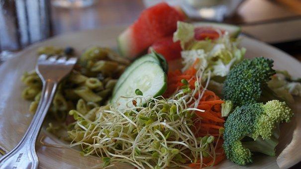 Food, Veg, Healthy, Fresh, Vegan, Organic, Green, Meal