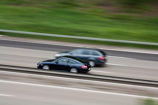 Speed Limit, Speed Limitation, Highway, Lane, Speed