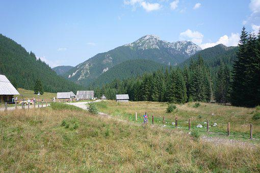 Tatry, Poland, Mountains, Landscape, Nature