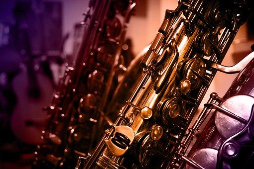 Saxophone, Instrument, Music, Musical Instruments