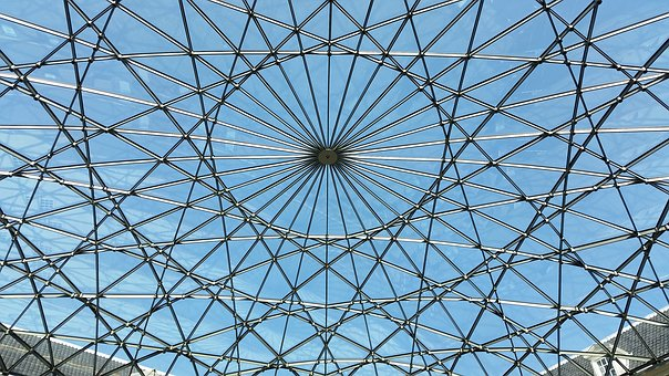 Roof, National Maritime Museum