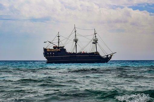 Sea, Ship, Boat, Nautical, Travel, Marine, Tourism
