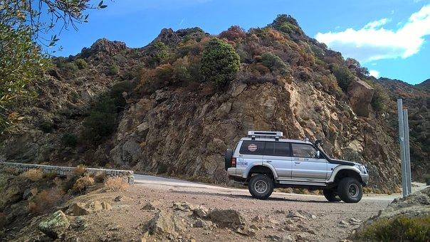 Off Road, Off-road, Car, All-terrain Vehicle