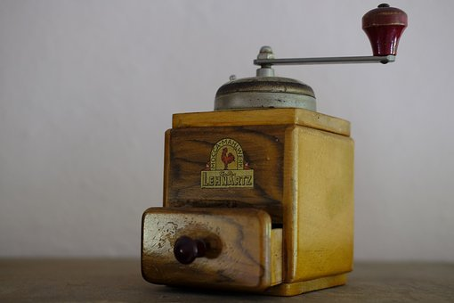 Pepper Mill, Grinder, Spice Mill, Mill, Grind, Old