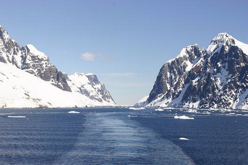 Antarctica, Pass, Adventure