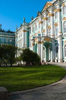 Palace, Hermitage, Petersburg, St Petersburg Russia