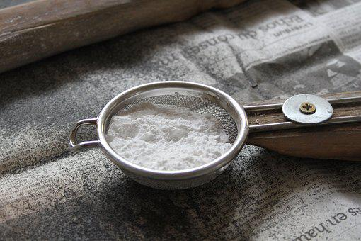 Closeup, Powder, Art, Glass, Powdered, Texture, Dust