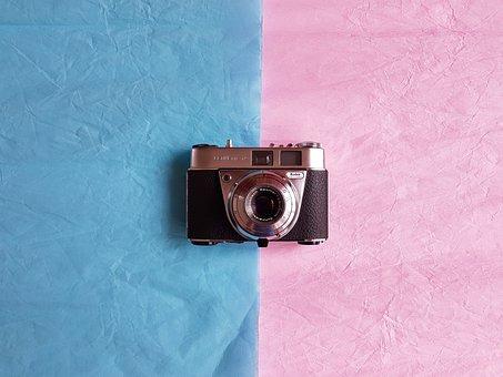 Cameras, Camera, Retro, Old, Lens, Retinette, Antique