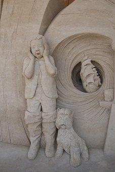 Sand Sculpture, Sculpture, Sand Sculptures