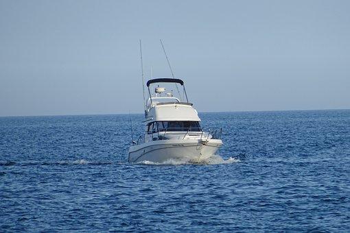 Sea, Yacht, Boat