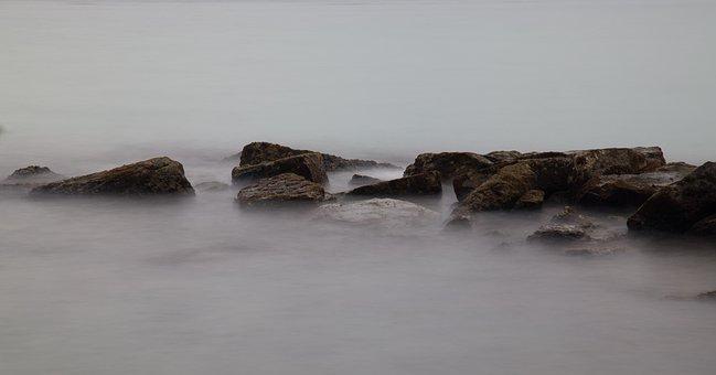 Stones, Tarifa, Nd Filter, Cliffs
