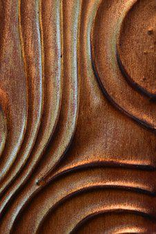 Rust, Swirls, Design, Red, Orange, Gold, Autumn, Fall