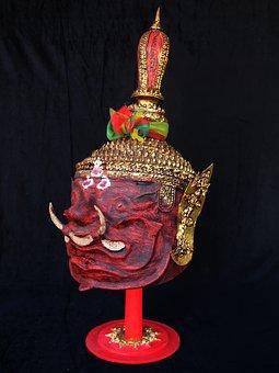 Giant, Mask, Thai