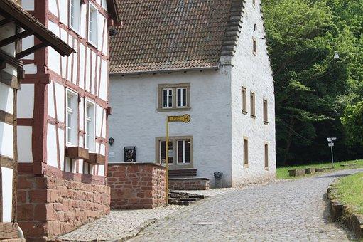 Old Town, Truss, Fachwerkhaus, Facade, Historically